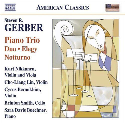 Chamber Music Of Steven Gerber